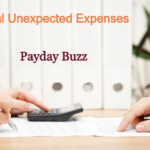 Unexpected Expenses